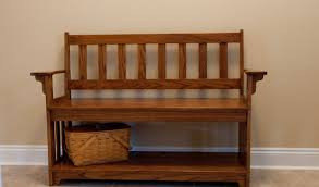 Diy Entryway Bench With Storage Bench Small Bench With Storage Secured Long Storage Bench With