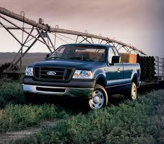 Ford F150 Truck Length - ford f 150 regular cab specs 2004 2005 2006 2007 2008