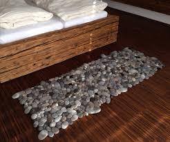 Pebble Rug Felt Stone Area Rugs U2013 Gearnova