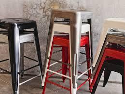 mocka industrial bar stool large dining room furniture