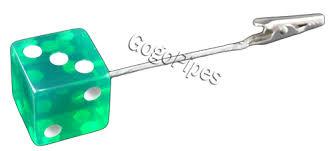 roach clip dice roach gogopipes