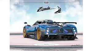new pagani new pagani zonda for topcar customer motor1 com photos
