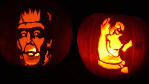pumpkin carving away for a bit
