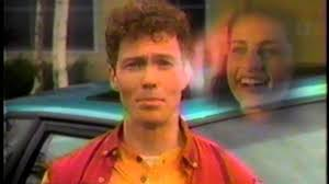 ford commercial actor duke rightious in a ford mustang car commercial 1993 youtube