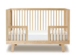 Cribs Convert To Toddler Bed Oeuf Sparrow Toddler Bed Conversion Kit Birch
