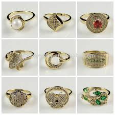 stones finger rings images Charming fashion new design gold plated big semi precious stones jpg