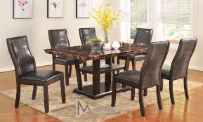 Casual Dining Room Tables by Lapidus Table 22900 Mainline Inc Casual Dining Sets At Comfyco Com
