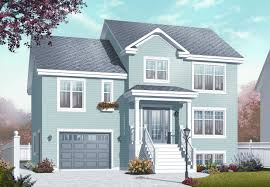 multi level house plan 4 bedrms 2 5 baths 1867 sq ft 126 1065