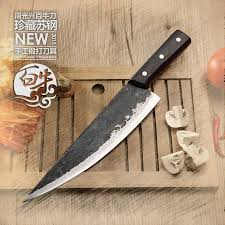Kitchen Cutting Knives High Quality Handmade Clip Steel Boning Knife Western Kitchen