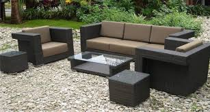 Wicker Patio Table Set Wicker Patio Furniture Ideas Trend 2018 1001 Gardens
