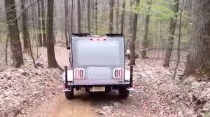 offroad teardrop camper matt u0027s offroad teardrop camper youtube