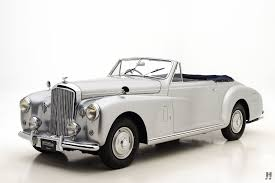 classic bentley 1949 bentley mark vi pininfarina cabriolet for sale buy classic