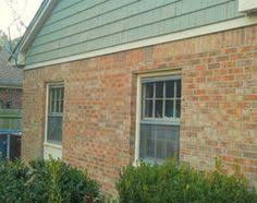 exterior color to complement red orange brick houzz home