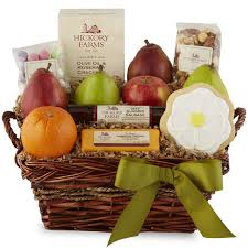 fruit and cheese gift baskets fruit gift baskets hickory farms