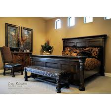 Rustic Bed Headboards by High Headboard Beds Platform Bed With High Headboard And Chrome