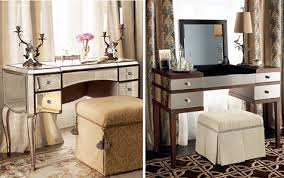 Mirrored Desk Vanity Vanity Roundup U2013 Design Sponge