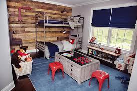 Industrial Bunk Beds Rh Baby Child Industrial Vintage Boy S Room Makeover