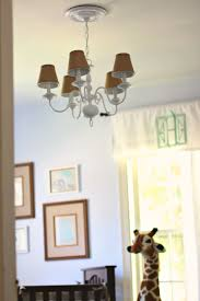 nursery light fixtures a sweet baby boy u0027s safari inspired nursery high heels to wheels
