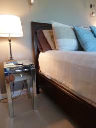 nightstand nightstand height for king bed bedroom nightstand