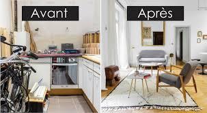 home staging cuisine avant apres avant après le home staging a complètement transformé cet