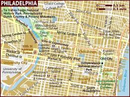 map usa lonely planet map of philadelphia