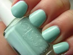 essie mint green nail polish style beauty pinterest mint