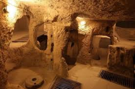 a man repaired his house and found an underground city for 20 000