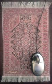 Persian Rug Mouse Mat by Parseed Arts Auto Commercial Cuisine Culture Diy Economy Fun
