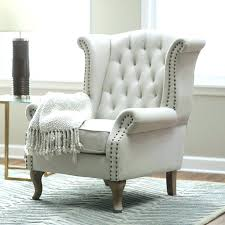 Traditional Accent Chair Amusing White Accent Chair Travelspots Info Windigoturbines