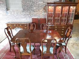 Knob Creek Georgian  Chippendale Style Solid Cherry  Piece - Chippendale dining room furniture