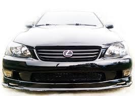lexus is300 tail lights lexus is u2013 aftermarket blog