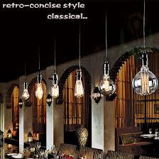 wholesale 18set edison antique bulb pendant ls diy nostalgic