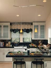 Unlikely Window Treatment Cast Iron Storage Kitchen Ideas