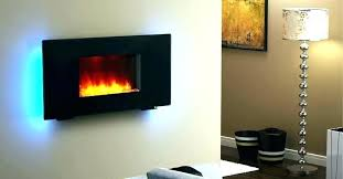 Electric Wall Fireplace Wall Fireplace Heater Keepassa Co