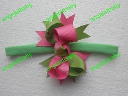 wholesale hairbows free shipping wholesale 100pcs 3 5 grosgrain posh hair bands hair