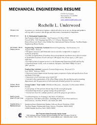 resume sle format pdf mechanical engineering resume format best resumes of engineers