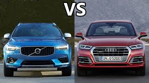 volvo xc60 vs audi q5 2018 2019 car release and reviews
