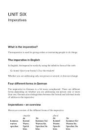 site du si e basic german a grammar and workbook