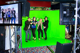 green screen photo booth meerkat green screen hire london uk