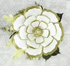 large paper flowers giant paper flower patterns u0026 tutorials