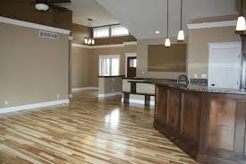 hickory floors traditional family room cedar rapids