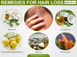 Vitamins That Help With Hair Growth 16 Amazing Home Remedies For Hair Loss Organic Facts