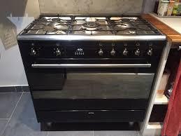 piano cuisine smeg achetez piano de cuisson occasion annonce vente à 75