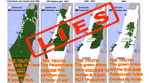 Israel Map 1948 Nz Advertising Standards Authority Defends Libellous Propaganda