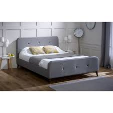 Grey Bed Frame Buy Limelight Tucana Ash Grey Bed Frame Big Warehouse Sale
