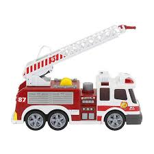 tonka fire truck fast lane light and sound fire engine toys