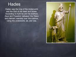greek gods and godesses ppt video online download