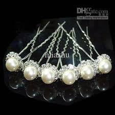 pearl hair pins wholesale fashion jewellery wedding bridal swarovski ctystal