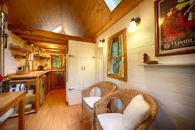 tiny homes washington tiny house tour bayside bungalow the tiny life