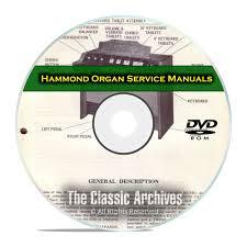 32 service u0026 repair manuals hammond organ restoration guide